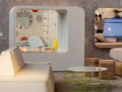 FLA3, LAMBRATE DISTRICT, Via Ventura 3 Milano (M2 Lambrate) Hotel regeneration event, designed by_Simone Micheli