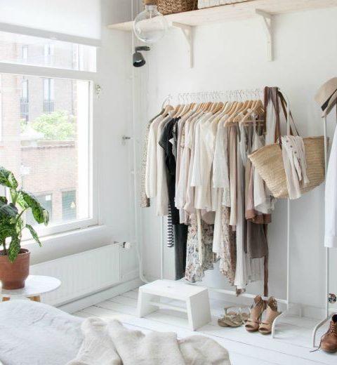 Je Kleding Opbergen Zonder Kast Top 10 Tres Beau Fashion