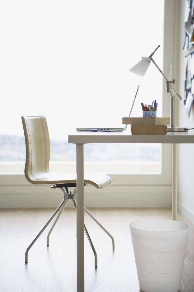 Cố định tư thế ngồi khi làm việc