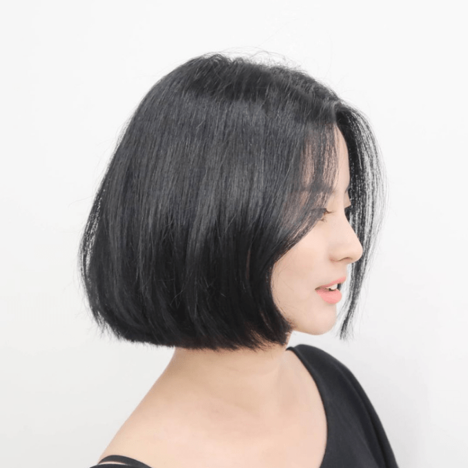 07 short Korean hairstyles