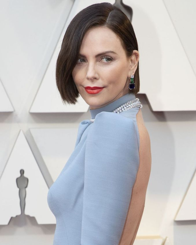 05 makeup and hair styles Oscars 2019