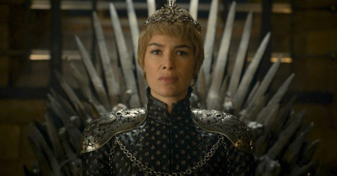 Cersei Hairs (1) Game of Thrones