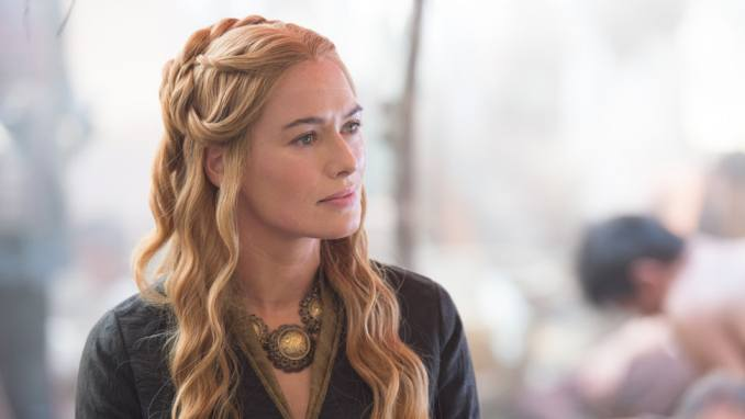 Cersei Hairs (13) Game of Thrones