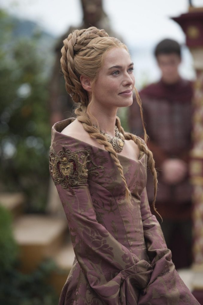 Cersei Hairs (7) Game of Thrones