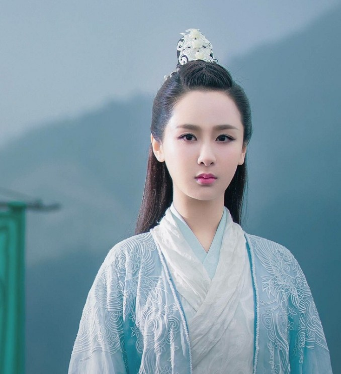 Duong tu in the movie Thanh Van Chi 02