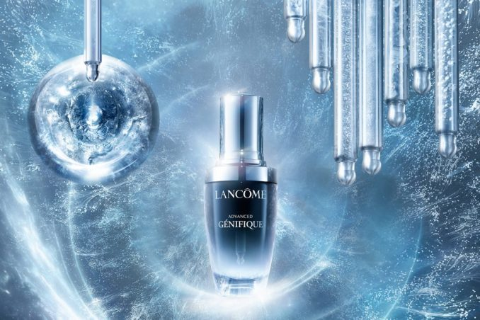 microbiome in Lancôme Genifique - the beauty trend 2020