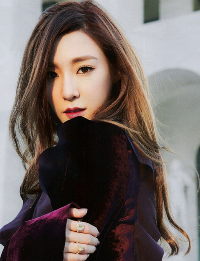 hairstyles from Korean stars