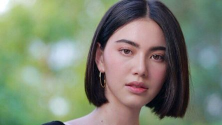 There are many ways to transform with short hairstyles of Thai beauties