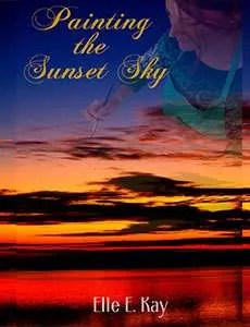 Painting the Sunset Sky Cover