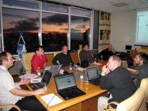 Nordic meeting 2008