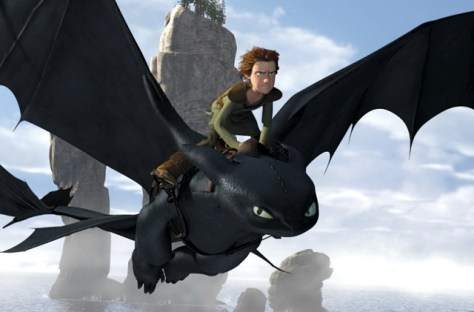 From How to train your dragon