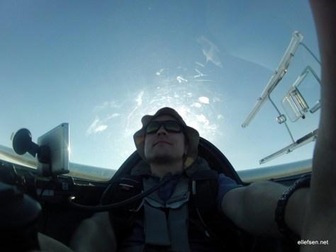 80 km final glide, looks like I'll make it home