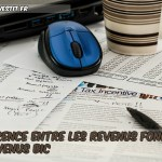 Différence entre les revenus fonciers et revenus BIC