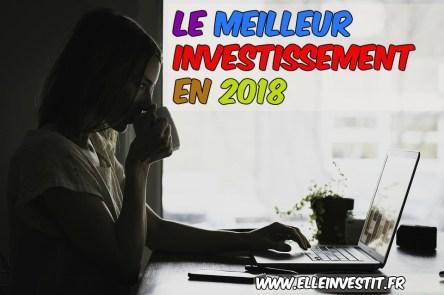 où investir en 2018