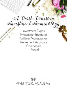 investment-terms