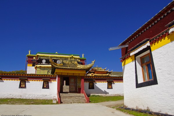Dagzha Monastery at Zoige