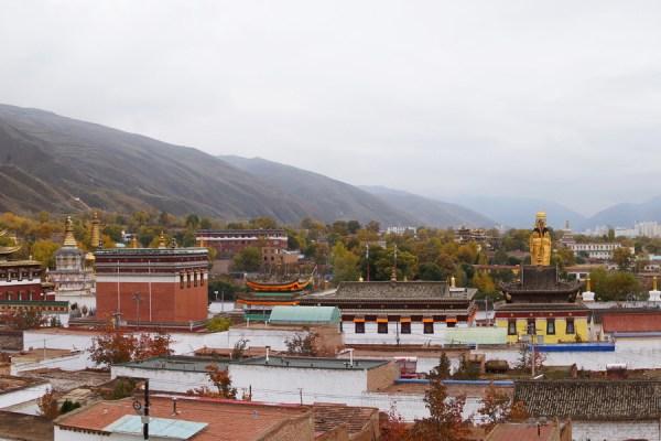 Wutun Monastery, Rebkong (Tongren)