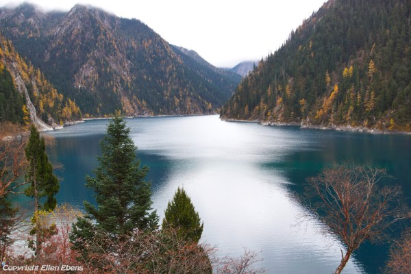 Jiuzhaigou National Park: Long Lake