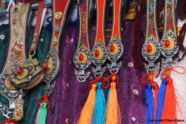 Lhasa, shop at Barkhor Street