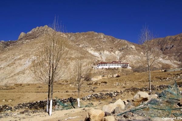 Nakhon Thon (Negodong) Nunnery near Lhasa