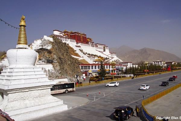Lhasa, Potala Palace