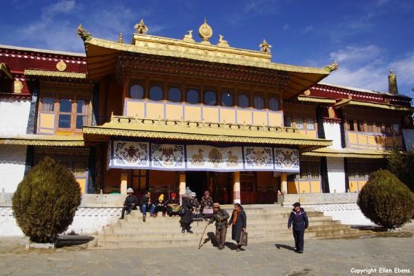 Norbulingka Summer Palace, Lhasa