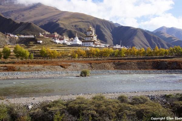 Monastery Yushu
