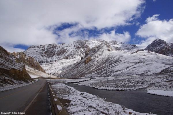 Yushu Nangchen landscape
