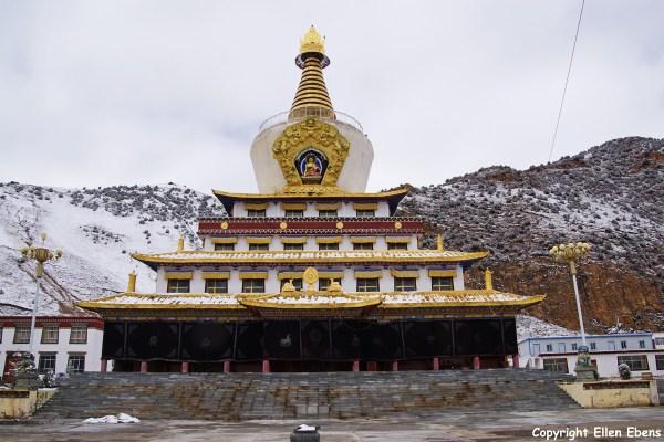 Nangchen stupa