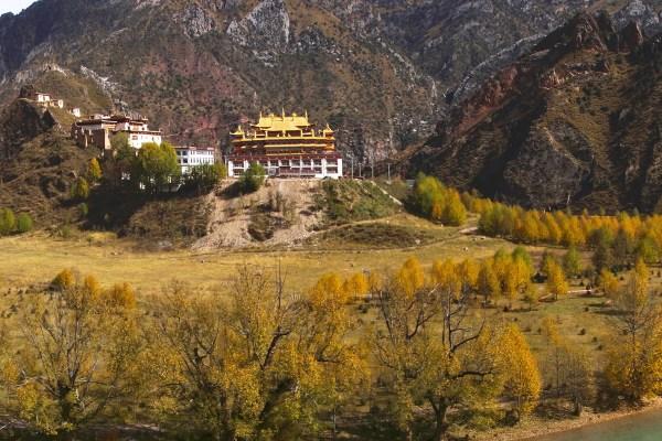 Nangchen Gaden Monastery