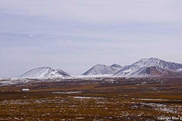 Amdo landscape