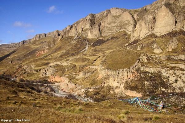Amdo Ziketan Xinghai canyon