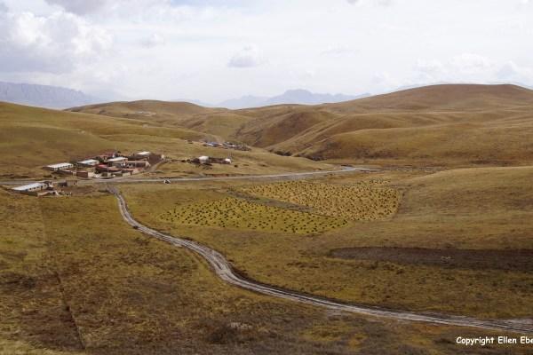 landscape Rebkong Xiahe