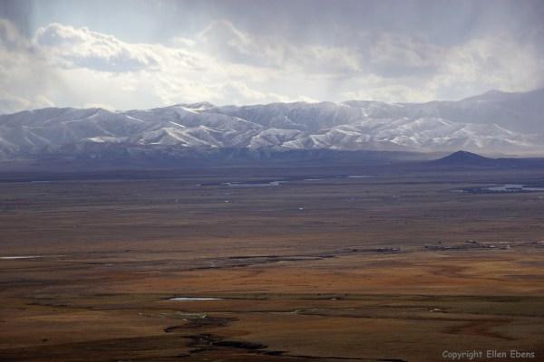 Tangke landscape
