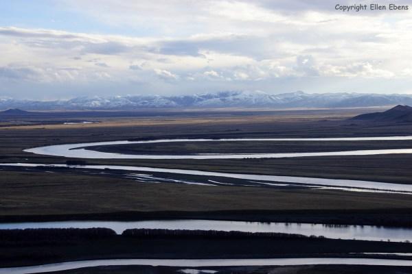 Tangke Machu Yellow river bends
