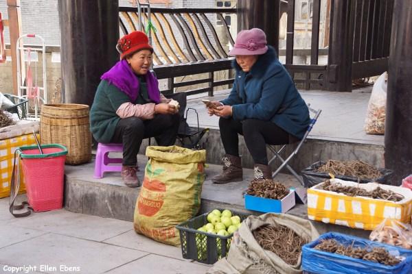 Songpan ancient town