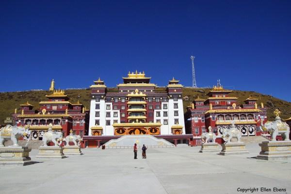 Dzochen Monastery
