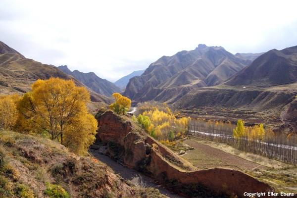 Rebkong to Xiahe