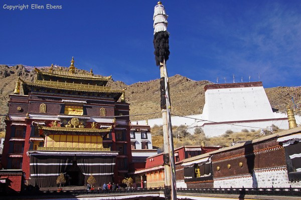 Shigatse: Tashilhunpo Monastery