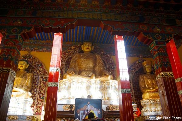 Tsurphu Monastery