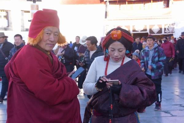 Lhasa, Barkhor