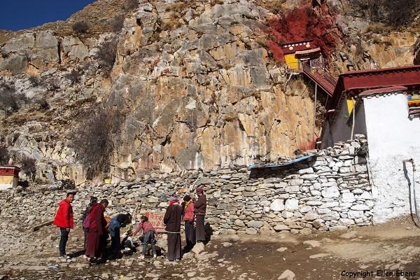 Meditation Cave Bherotsana