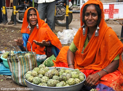 Women of the Bhil Tribe