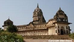 The Lakshmi Naryan Temple, Orccha