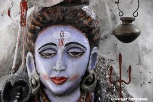 Shiva sanctuary at Pachmarhi National Park
