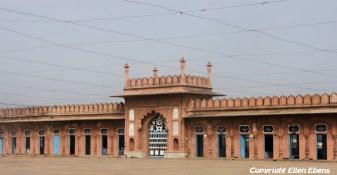 The Taj-ul-Masjid Mosque, Bhopal