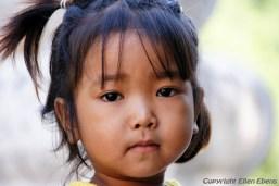 Young girl, Mingun