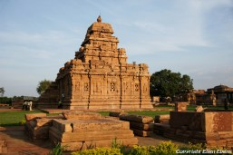 The Temple Complex of Pattadakal