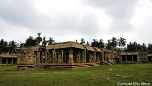 The Achyutaraya temple, Hampi