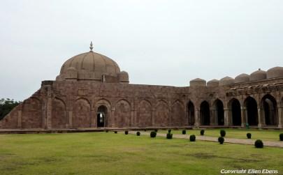 The Jama Mashid Mosque, Mandu